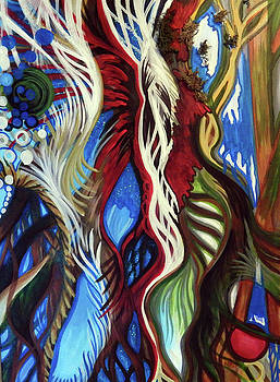 It Comes in Waves  by Laura Noel