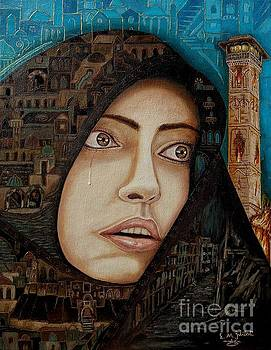 Tears of War by Esam Jlilati