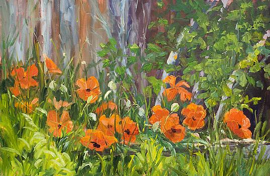 It Must be Spring by Kit Hevron Mahoney