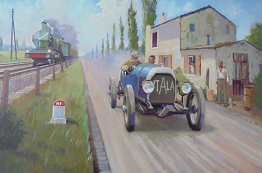 Italia 1905 in France by Mike Jeffries