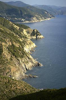 Italian coast by Andrea Gabrieli