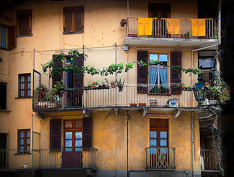 Italian Facade by Christoph Mueller