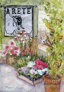 Italian Flower Shop by Bonnie Rinier
