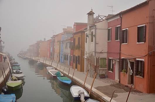 Italian Fog by Chandra Wesson