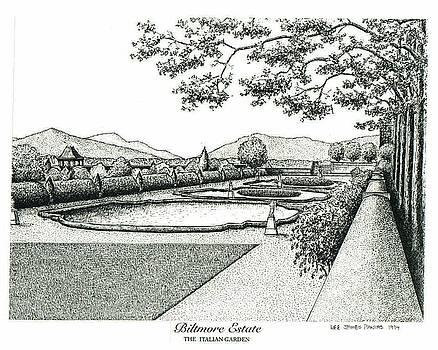Lee Pantas - Italian Garden on Biltmore Estate