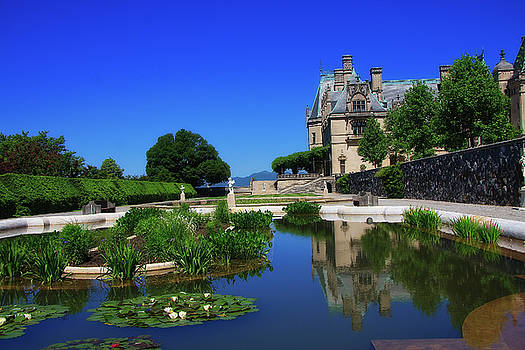 Jill Lang - Italian Gardens at Biltmore