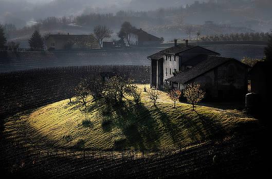 Italian hill 2 by Livio Ferrari