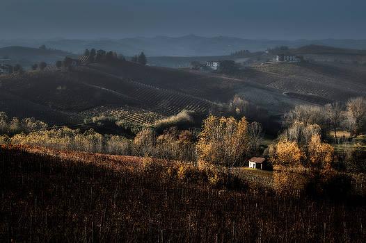 Italian hills by Livio Ferrari