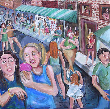 Italian Market by Barbara Yalof