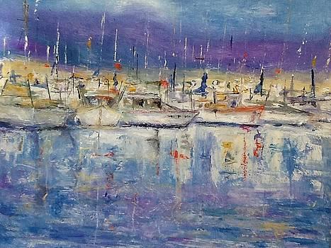 Italian port by Bobbie Frederickson