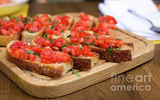 Italian style eating by Ekaterina Molchanova