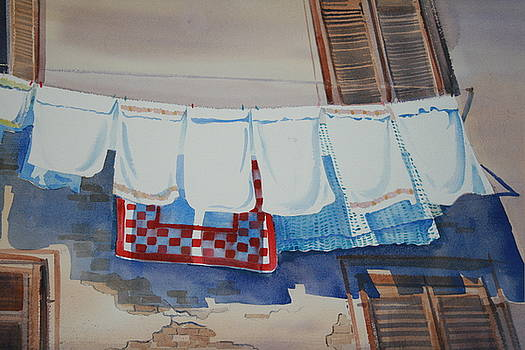Italian Wash by Virginia White