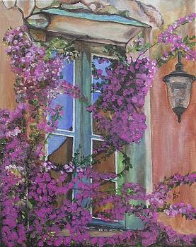 Italian Windows  by Kim Selig