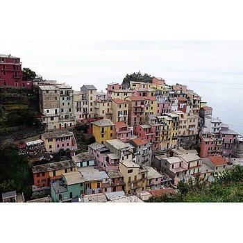 #italianriviera #italy #cinqueterre by Shauna Hill