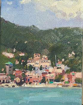 Italy  by Camille Dellar