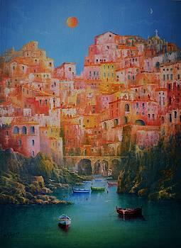 Italy by Ray Gilronan