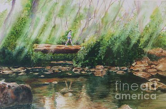 Iten Forest Stroll by Karol Wyckoff