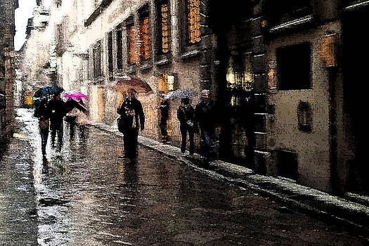 ITL-0006-Firenze Rain by Les Abeyta