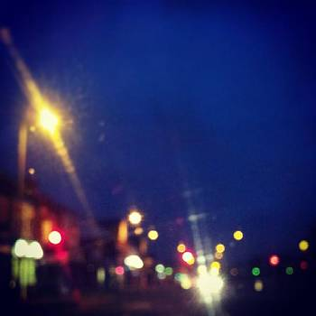 It's A Bokeh Kinda Evening... Late by Jennie Davies