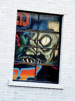 It's always scary in Philadelphia by Ross Odom