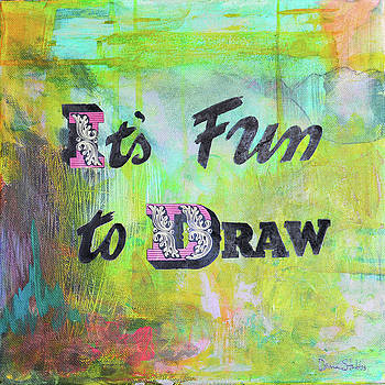 It's Fun to Draw by Donna Stubbs