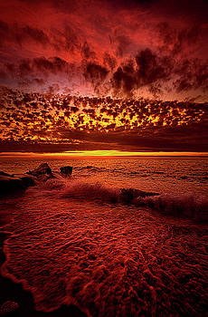 It's Time To Push On by Phil Koch