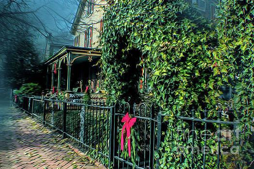 Sandy Moulder - Ivy Abor in December Painted