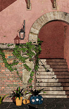 Ivy Archway by Peter J Sucy