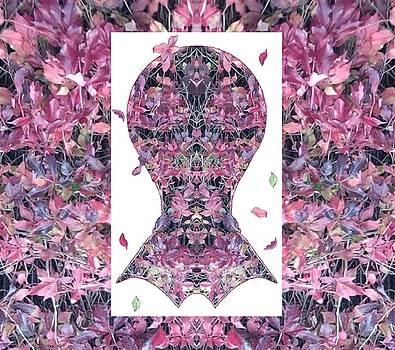 Ivy Head and Shoulders 4 by Julia Woodman