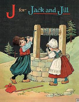 J for Jack and Jill by Reynold Jay