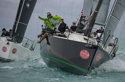 Steven Lapkin - J111s at Key West