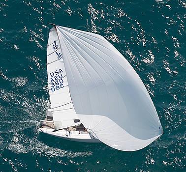 Steven Lapkin - J70 Aerial