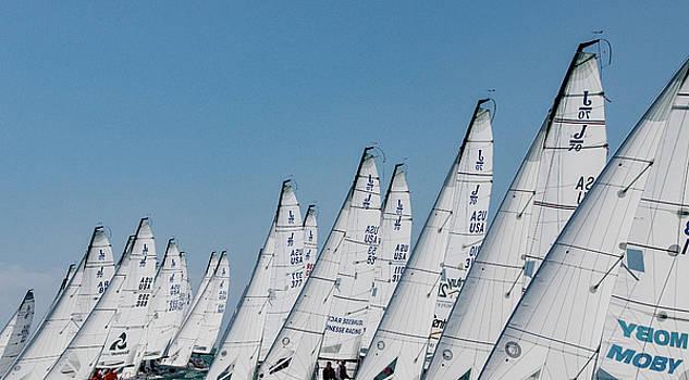 Steven Lapkin - J70 Key West Start