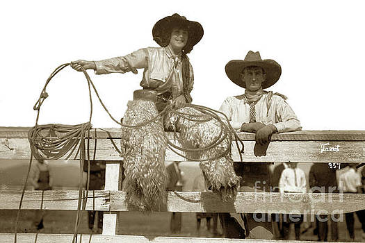 California Views Mr Pat Hathaway Archives - Jack and Nattie Hawn Salinas Rodeo 1913