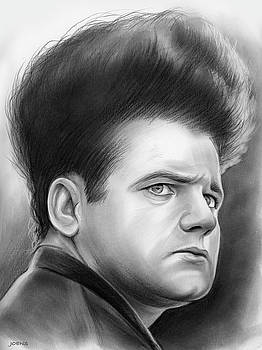 Jack Nance by Greg Joens