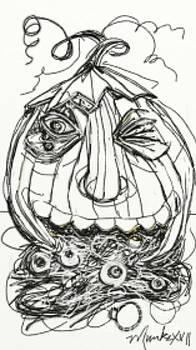 Jack O Lantern by John Stillmunks