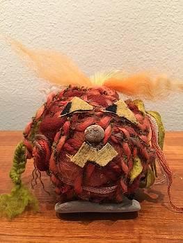 Jack-O-Lantern by Sylvia Greer