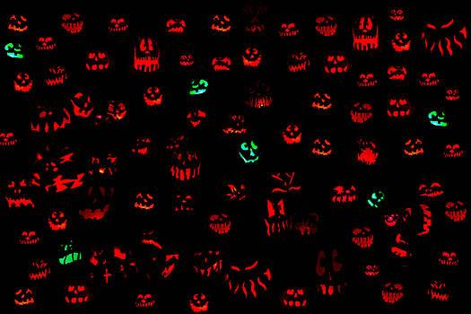 Jack-O-Lanterns by Lon Casler Bixby