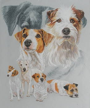 Parsons Jack Russell Revamp by Barbara Keith