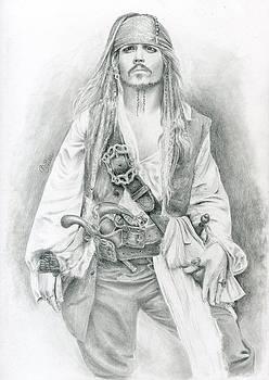 Jack Sparrow, Bring me the horizon by Bitten Kari