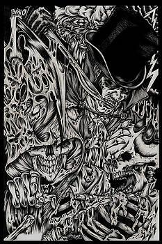 Jack The Ripper by N Emesis