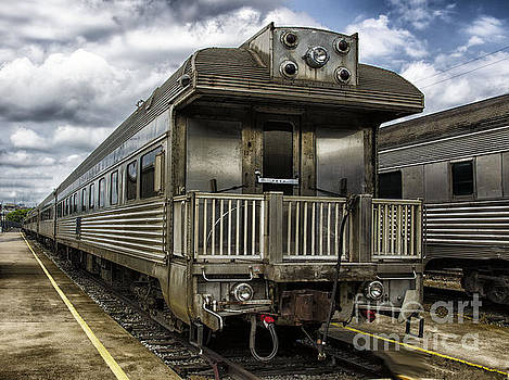 Jackie Gleasons Private Rail Car by JRP Photography