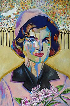 Jackie Kennedy  by Gray