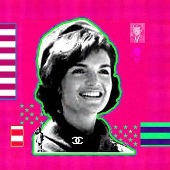 Jackie O. by Dennis Flynn