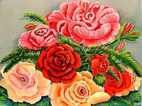 Jacks Roses by Carol Allen Anfinsen