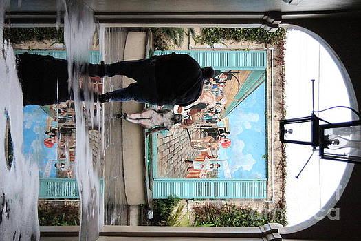 Chuck Kuhn - Jackson Square New Orleans II