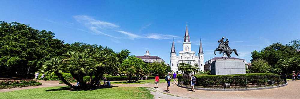Chris Coffee - Jackson Square Panorama