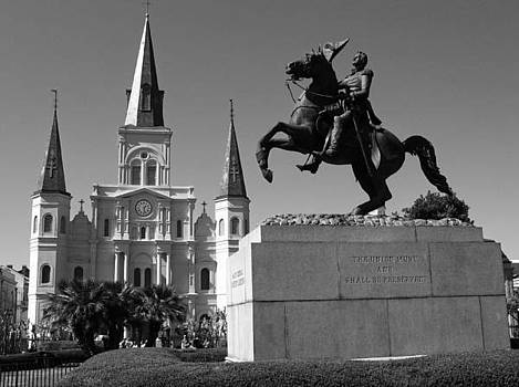 Jackson Square by Shawn McElroy