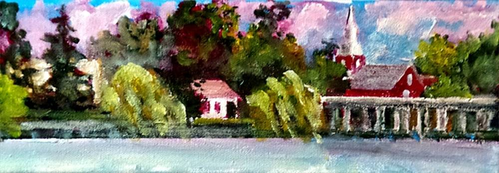 Jacksonville NC Waterfront by Jim Phillips