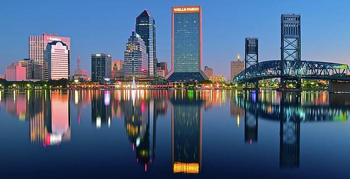 Frozen in Time Fine Art Photography - Jacksonville Two Times